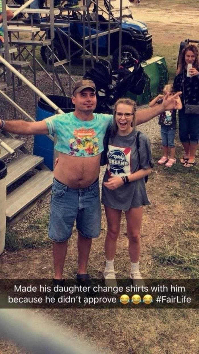 22+ Of The Funniest Parents Ever-24