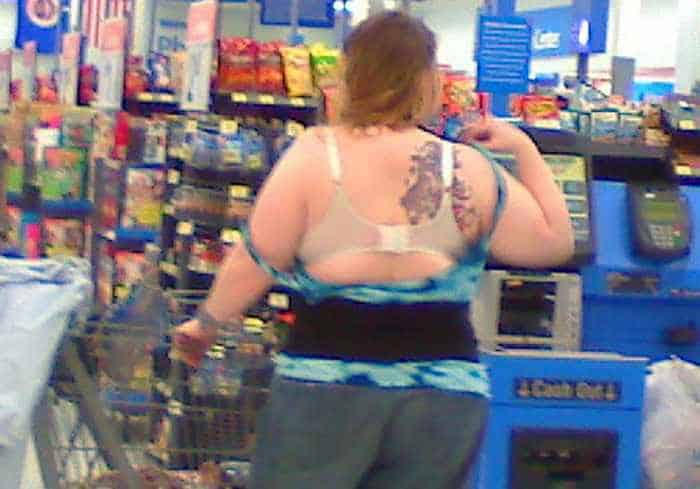 The 45 Funniest People of Walmart Photos -28