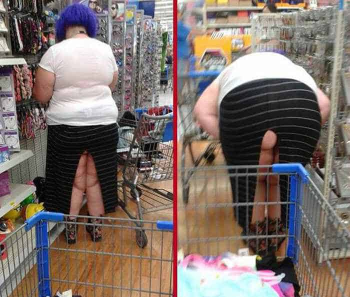 The 45 Funniest People of Walmart Photos -36