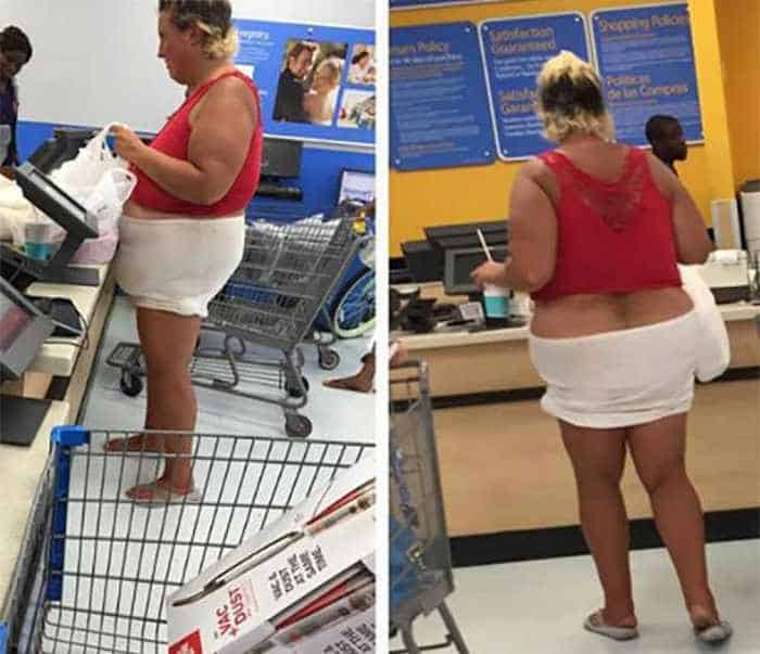 The 45 Funniest People of Walmart Photos -37