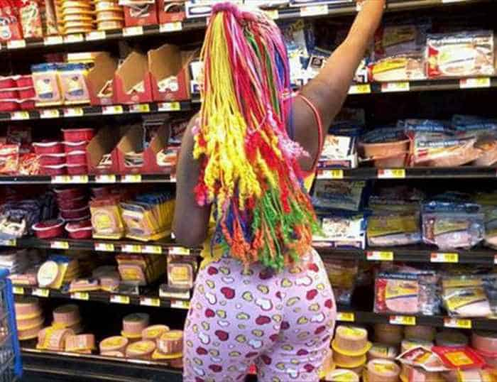 The 45 Funniest People of Walmart Photos -40