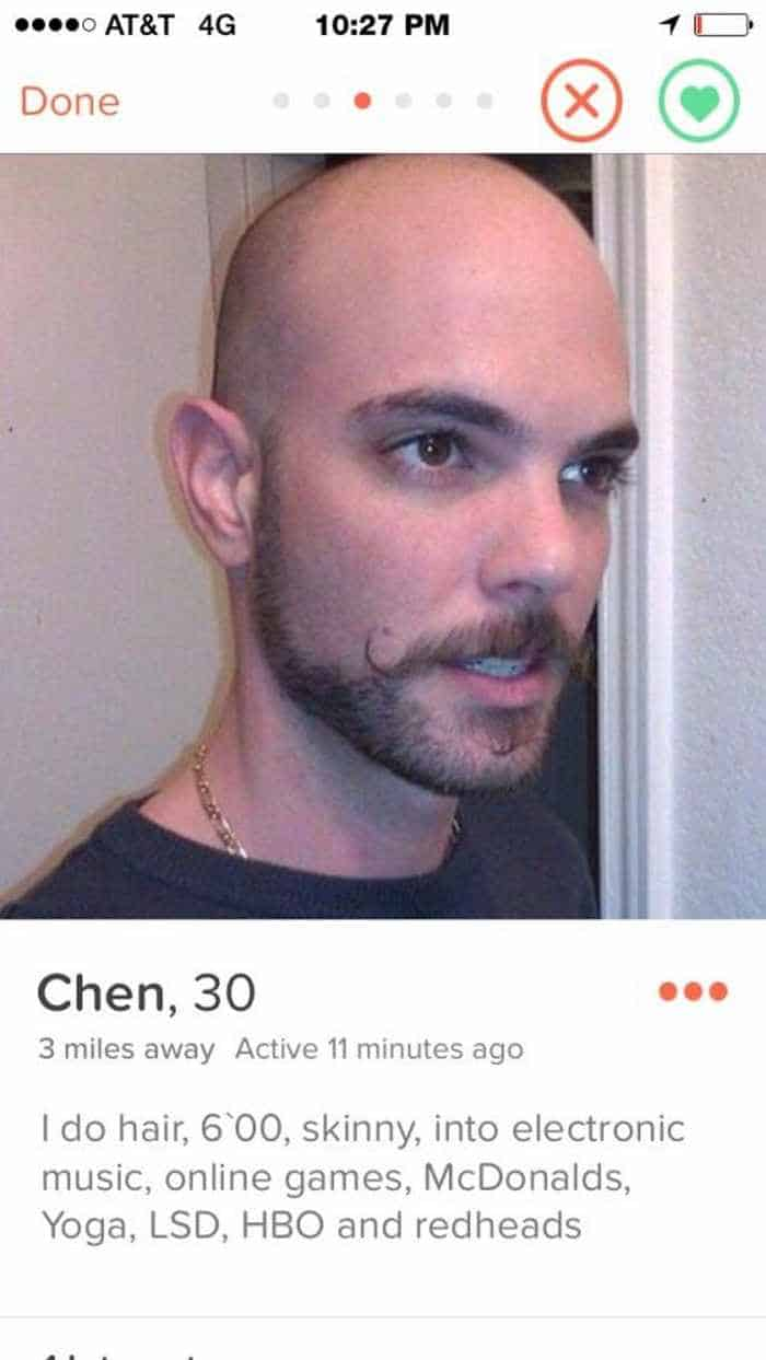 Über 50 mans online dating profile
