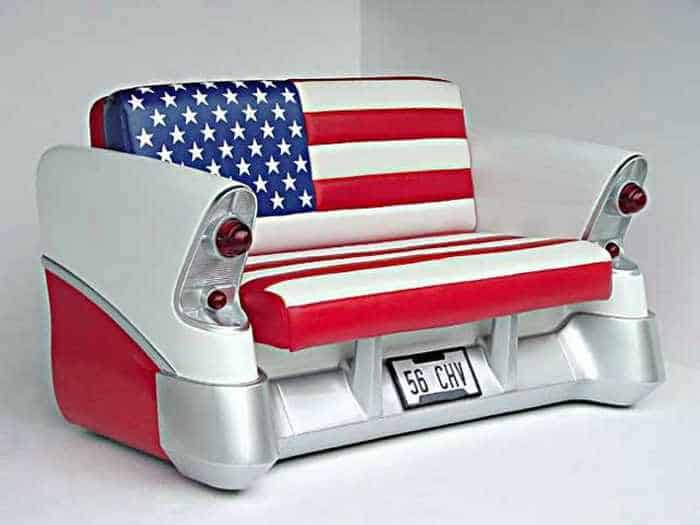 17 Funny Pictures of Furniture Made From Auto Body And Parts-04