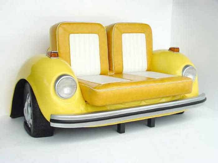 17 Funny Pictures of Furniture Made From Auto Body And Parts-06
