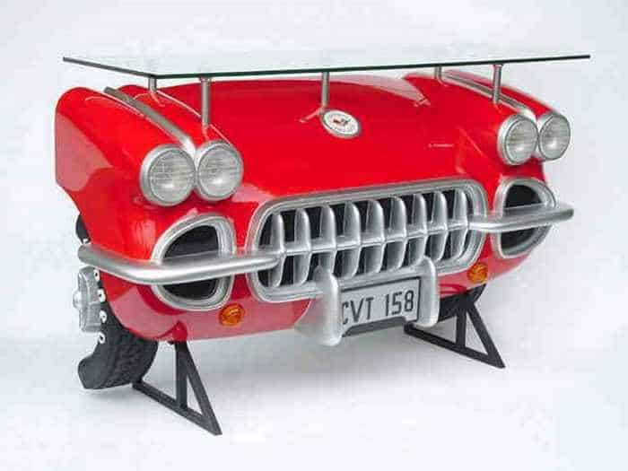 17 Funny Pictures of Furniture Made From Auto Body And Parts-08