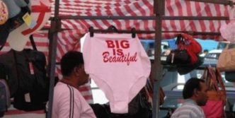 What is beautiful? Hilarious Quote on the Undergarment
