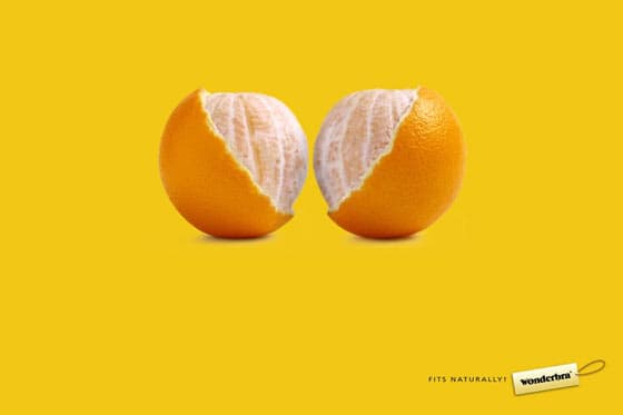 Fits Naturally! Isn't It? Brilliant Advertisement of the Day