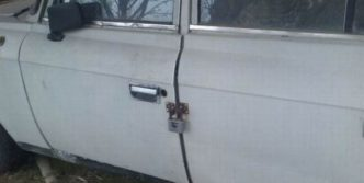 Weird Cheap Car Lock Will Shock You
