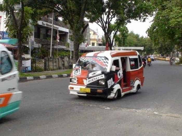 Meanwhile Creative Funny Cars In Indonesia - 16 Pics -01