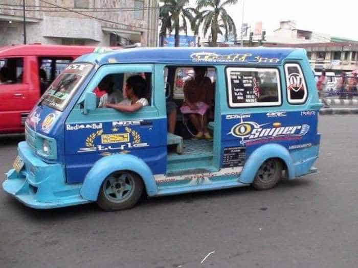 Meanwhile Creative Funny Cars In Indonesia - 16 Pics -08