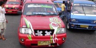 Meanwhile Creative Funny Cars In Indonesia – 16 Pics
