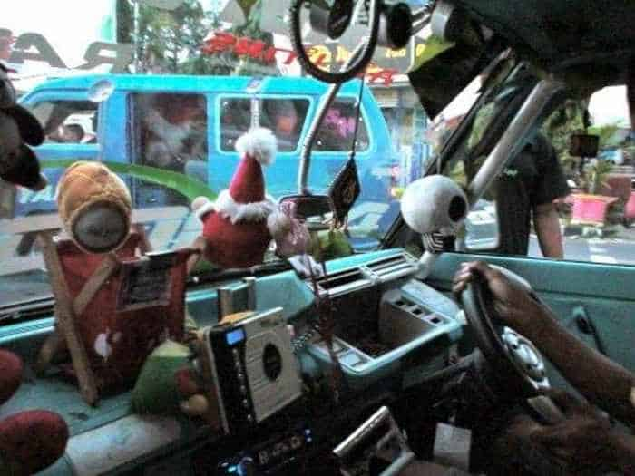 Meanwhile Creative Funny Cars In Indonesia - 16 Pics -16