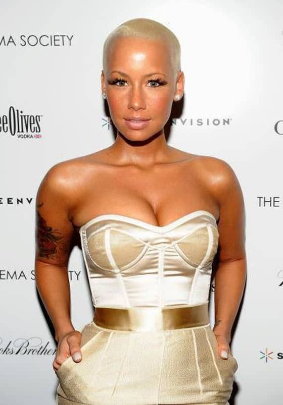33 Epic Fail Pictures of Celebs Who Shaved Their Heads -31
