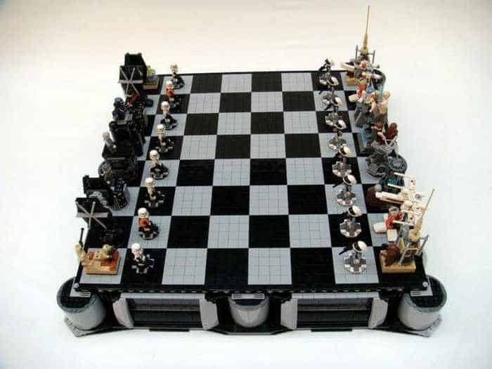 Funny And Weird Chess For Lego And Star Wars Fans -02