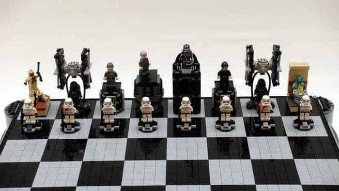 Funny And Weird Chess For Lego And Star Wars Fans -05