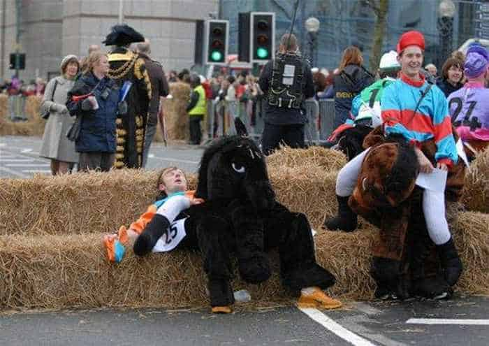 Funny Race Competition That Will Make You Smile - 12 Pics-06