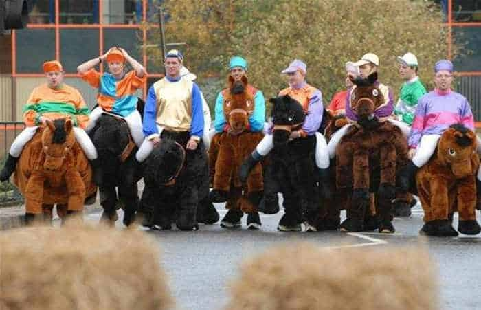 Funny Race Competition That Will Make You Smile - 12 Pics-10