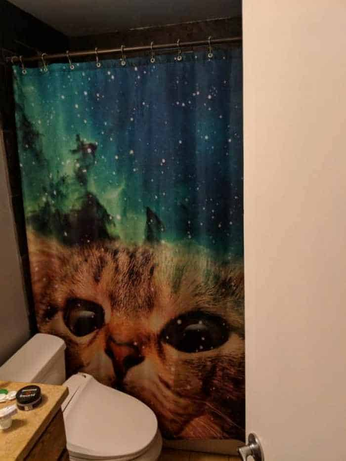 31 Funny Creative Shower Curtains That Will Make Your Day -11