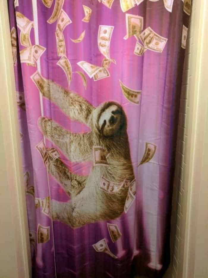 31 Funny Creative Shower Curtains That Will Make Your Day -19