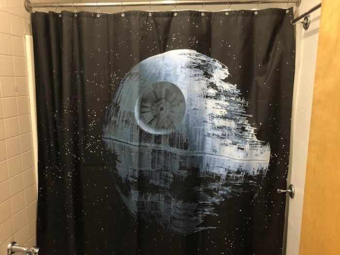 31 Funny Creative Shower Curtains That Will Make Your Day