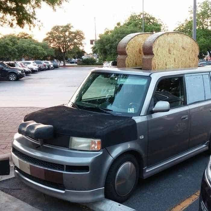 20 Funny Pics of Custom Cars That You Want In Your Garage -16