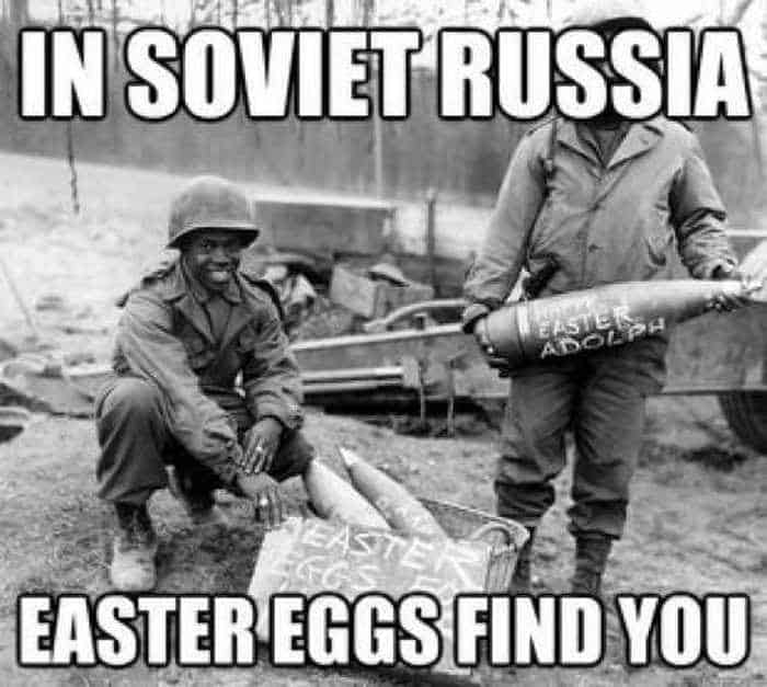 52 Funny Easter Memes That Will Make Your Holiday -09