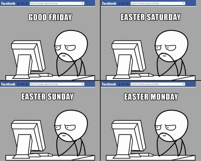 52 Funny Easter Memes That Will Make Your Holiday -49