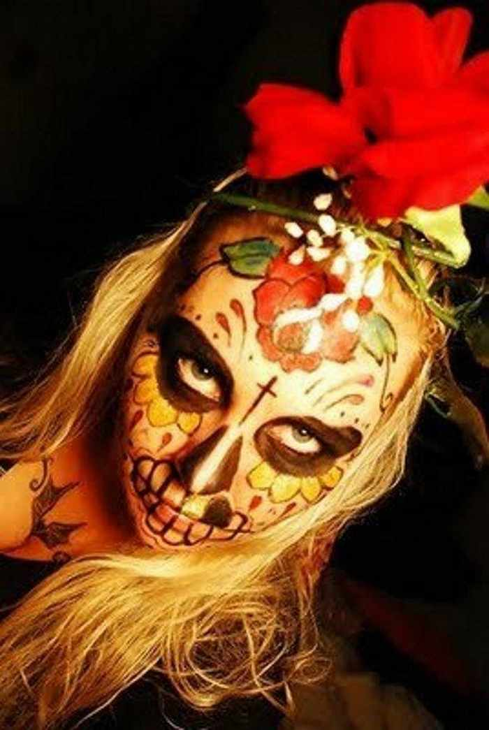 Funny Creative Face Painting Pictures Part - 3 -25
