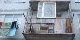 Funny Fail Balcony With Useless Balcony