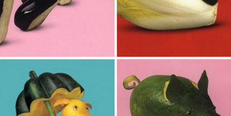 Funny Animals With The Help Of Creative Food Art