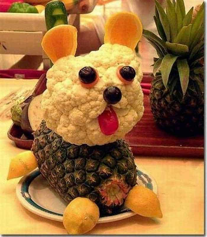 Funny Creative Fruits - 16 Photos 01