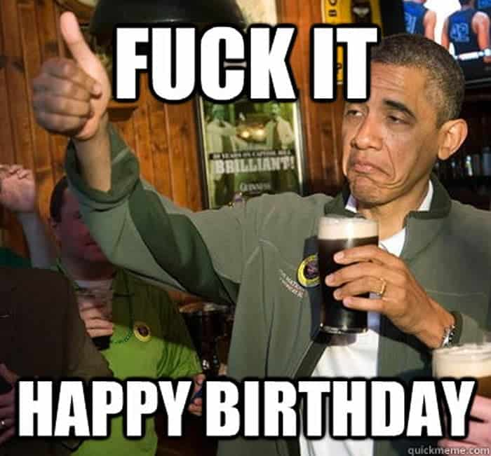 60 Funny Happy Birthday Memes of The Day For Your Loving One -21