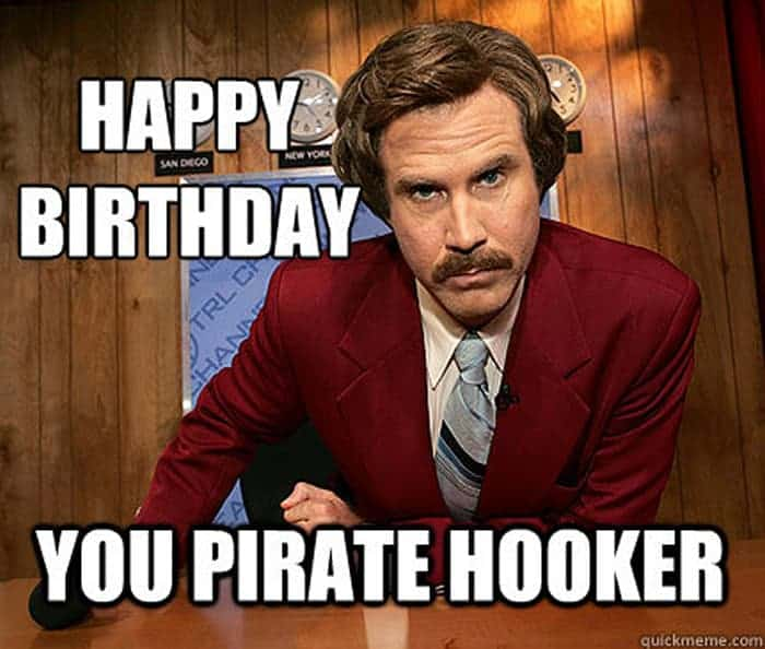 60 Funny Happy Birthday Memes of The Day For Your Loving One -27
