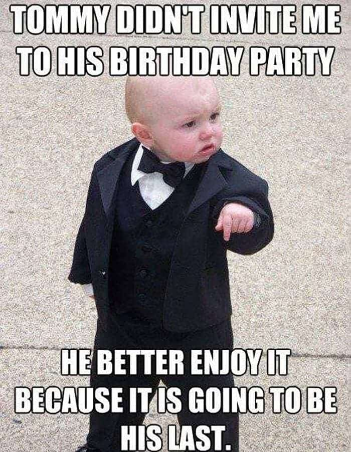 60 Funny Happy Birthday Memes of The Day For Your Loving One -42
