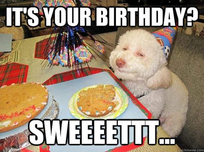 60 Funny Happy Birthday Memes of The Day For Your Loving One -51