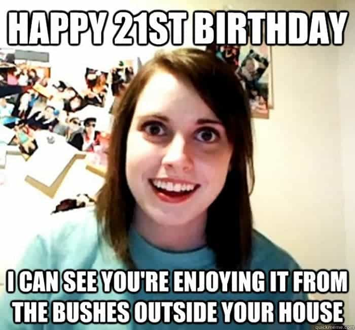 60 Funny Happy Birthday Memes of The Day For Your Loving One -59