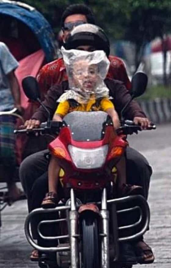 Funny Weird Helmet For Kid That Will Shock You