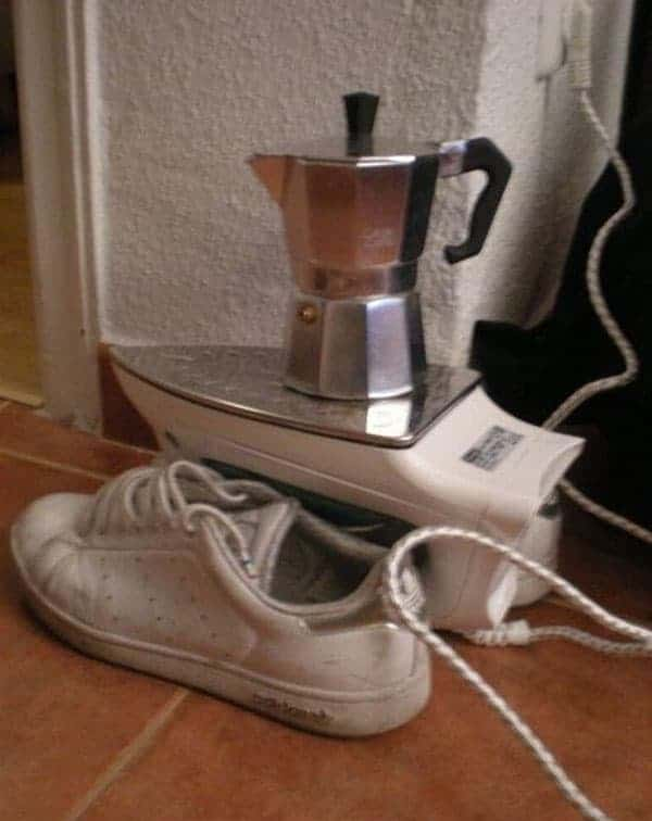 How to make hot coffee
