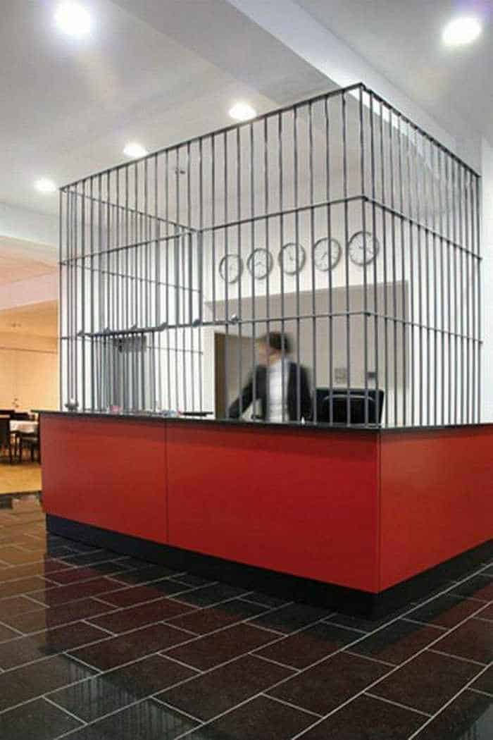 Amazing Funny Hotel That Looks Like Prison -18