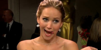 13 Funny Pics of Jennifer Lawrence Captured at Right Time Will Make Your Day