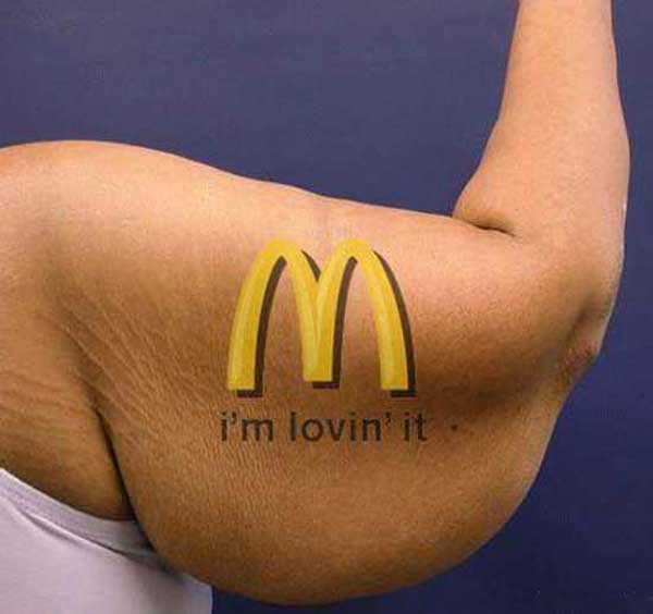 Funny McDonald's Muscles Ad Will Blow Your Mind