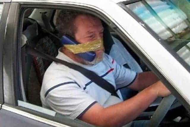 Funny And Cheap Mobile Handsfree