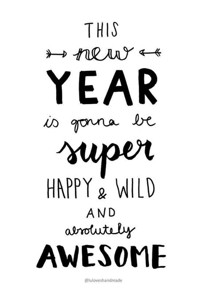 Funny New Year Wishes, Quotes, Pictures and Resolutions - 45 Pics