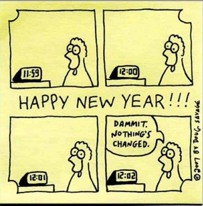 Funny New Year Wishes, Quotes, Pictures and Resolutions - 45 Pics -09