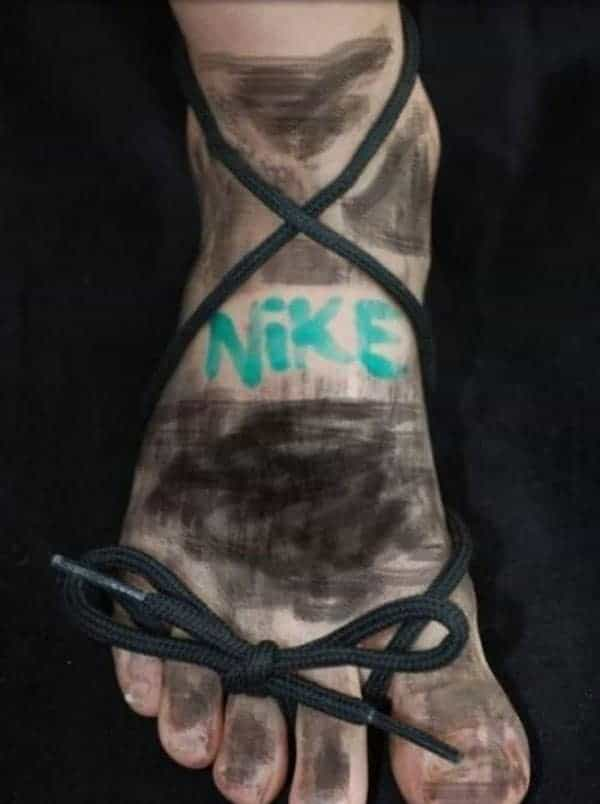 Funny and Odd cheap Nike shoes