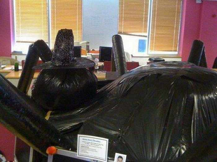 Awesome Rare Funny Office That Looks Weird -03
