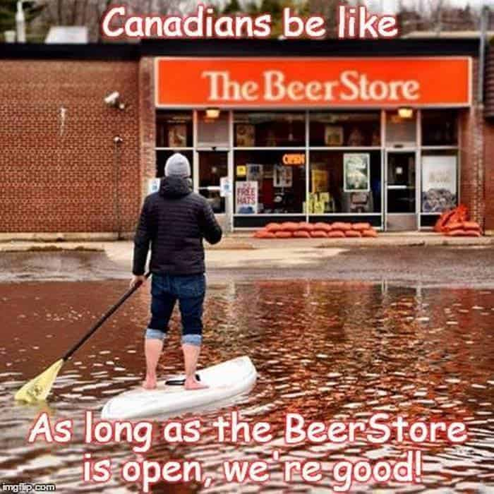 50 Funny Only in Canada Pictures That Will Make Your Day -22