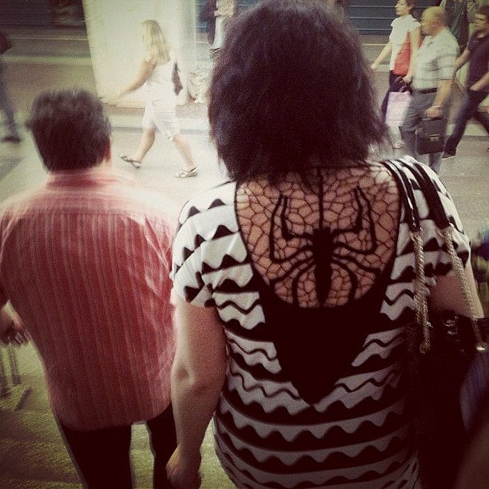 Funny People Of Moscow Subway That Will Make You LOL (64 Pics)-17