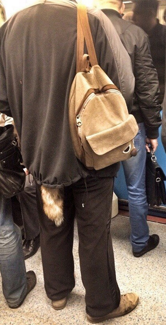 Funny People Of Moscow Subway That Will Make You LOL (64 Pics)-20