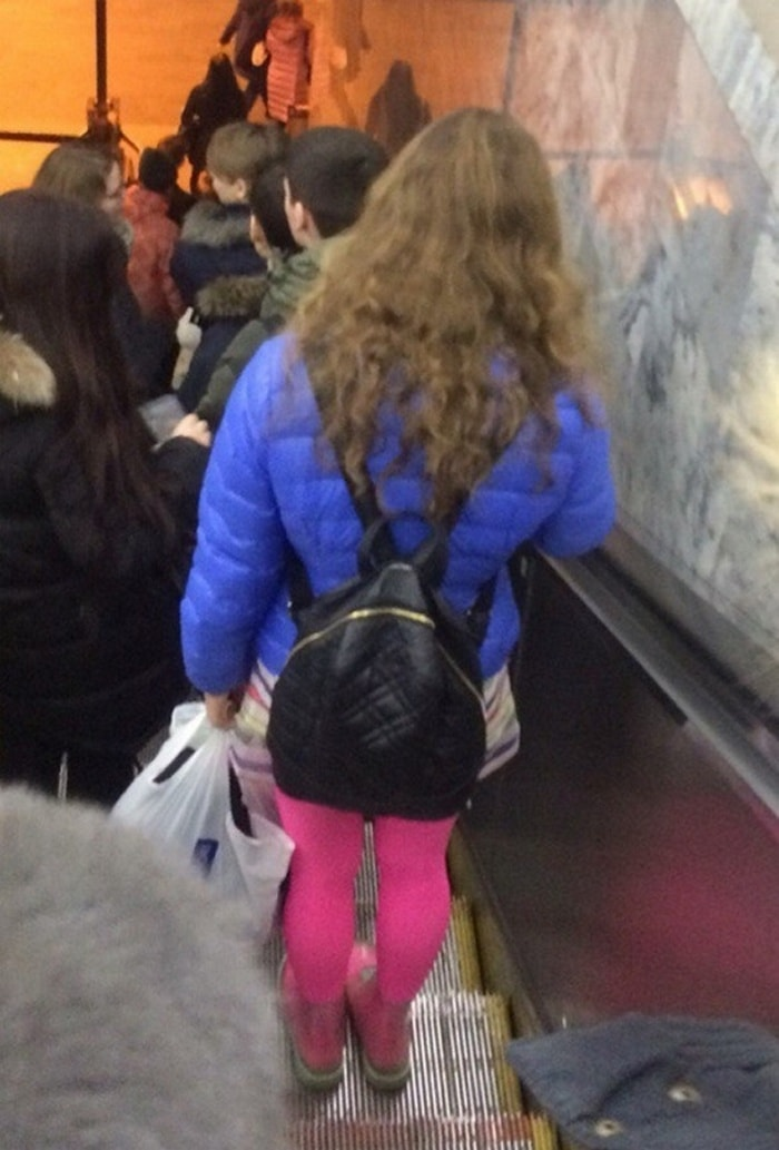 Funny People Of Moscow Subway That Will Make You LOL (64 Pics)-43